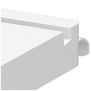 Soporte tablet Camas CLICKON WHITE Flexa blanco