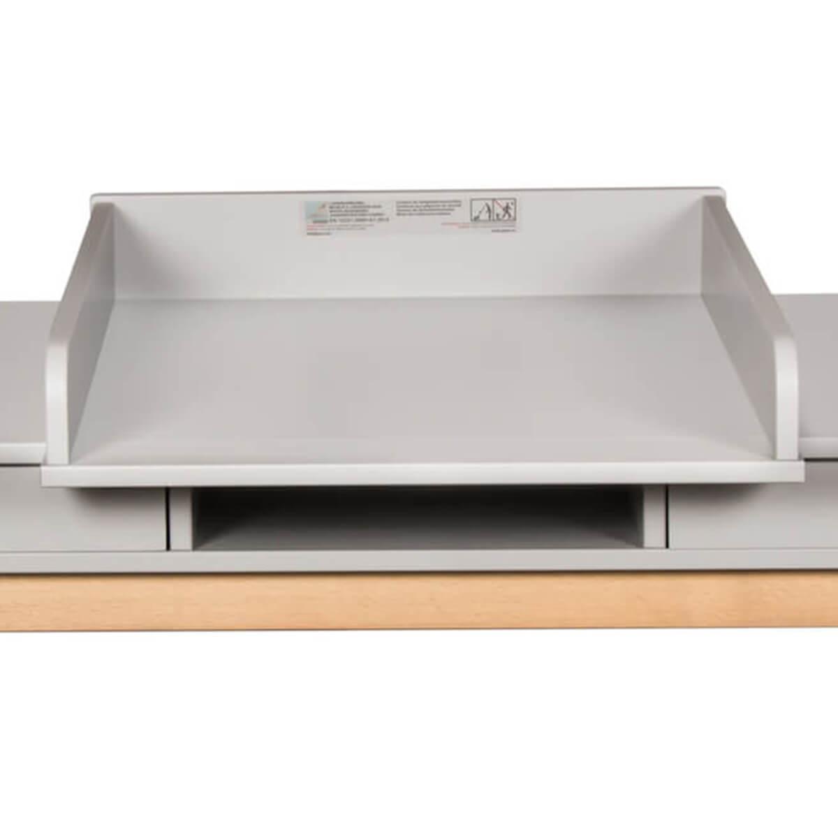 Tabla cambiador escritorio TRENDY Quax griffin grey