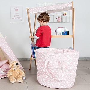 Tenderete supermercado infantil ESTRELLAS Abitare kids Rosa