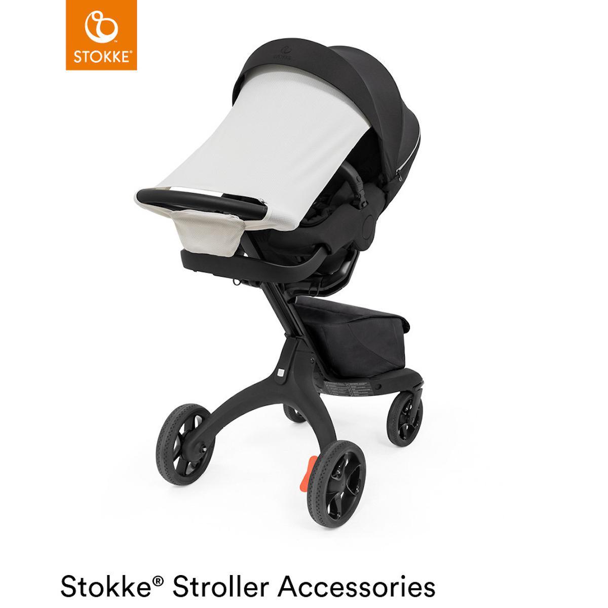 Toldo carrito XPLORY X Stokke Light grey