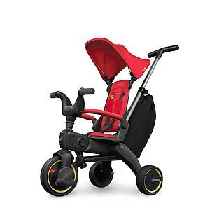 Trike LIKI S3 Doona rojo