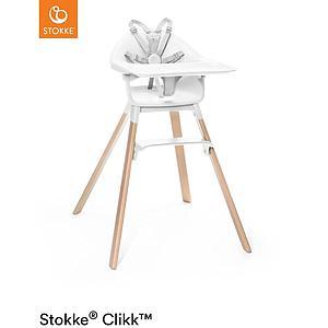 Trona bebé CLIKK™ Stokke blanco