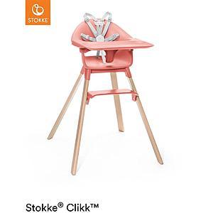 Trona bebé CLIKK™ Stokke sunny coral