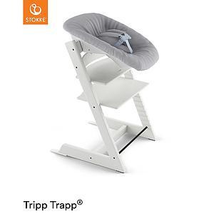 Trona bebé TRIPP TRAPP Stokke blanco