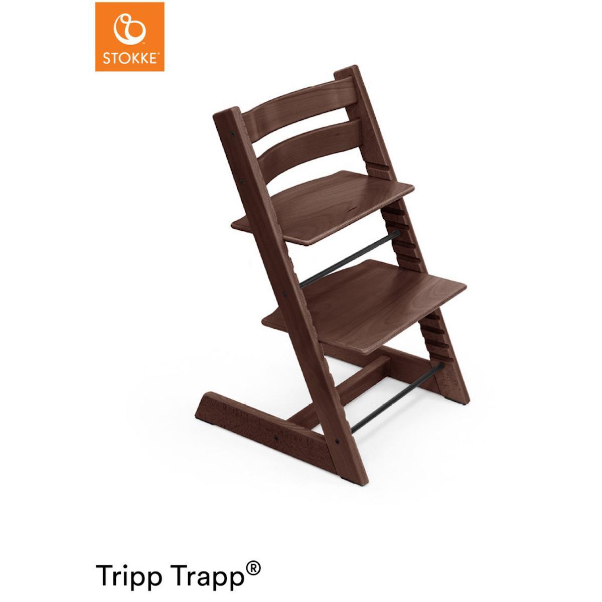 Trona bebé TRIPP TRAPP Stokke nogal