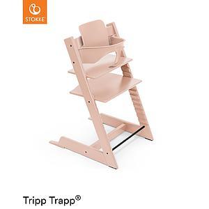 Trona bebé TRIPP TRAPP Stokke serene rosa