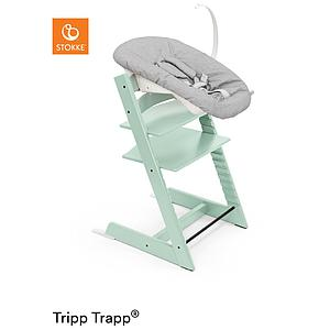 Trona bebé TRIPP TRAPP Stokke Soft Mint