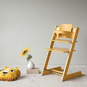 Trona bebé TRIPP TRAPP Stokke Sunflower yellow