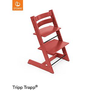 Trona bebé TRIPP TRAPP Stokke Warm Red