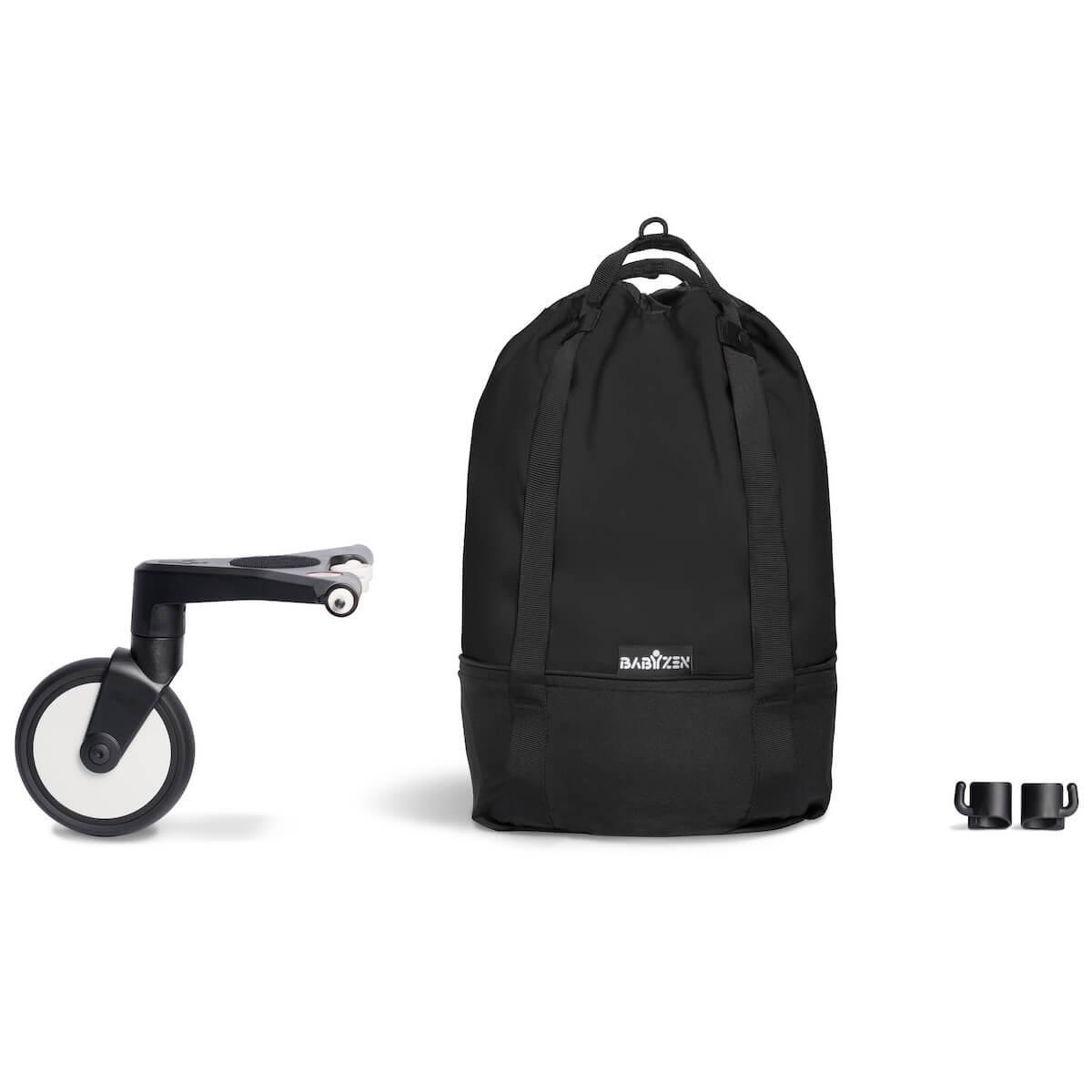 YOYO bag BABYZEN Black