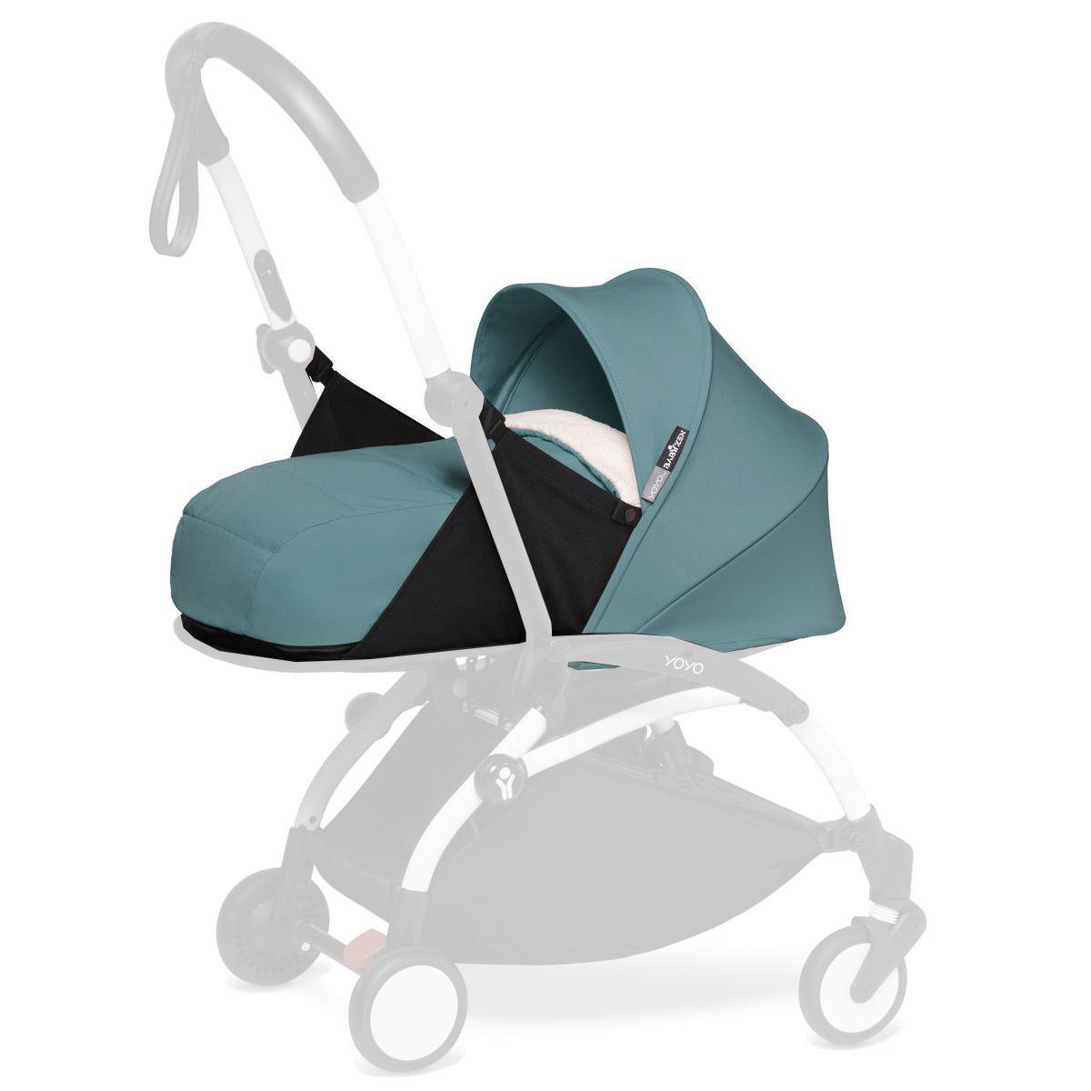 YOYO pack 0+ recién nacido BABYZEN aqua