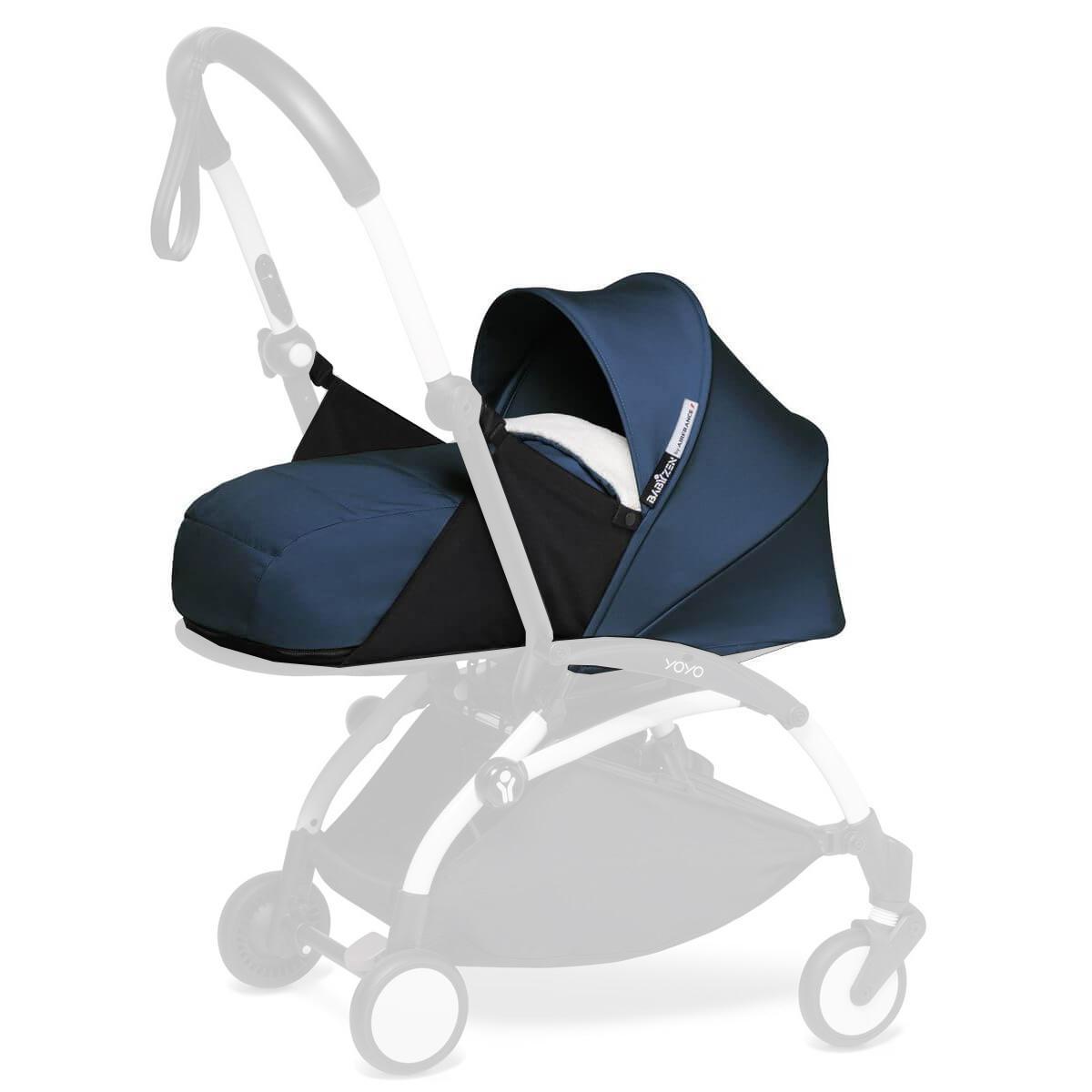 YOYO pack 0+ recién nacido BABYZEN azul Air France