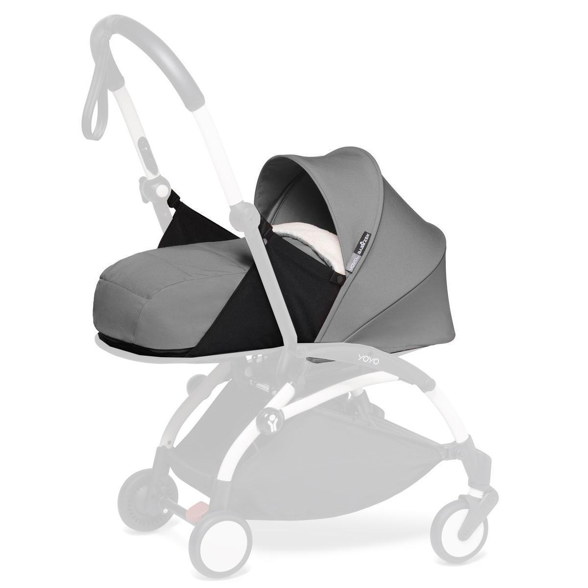 YOYO pack 0+ recién nacido BABYZEN gris