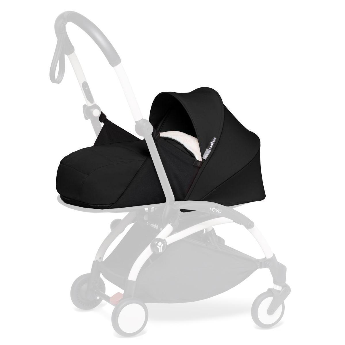 YOYO pack 0+ recién nacido BABYZEN negro